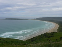Tautuku Bay on Catlins Coast
