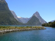 Milford Sound from the quay