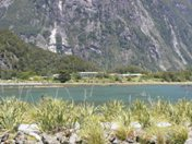 Lodge at Milford Sound