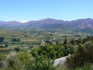 Arrow Valley & Arrowtown