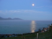 Kaikoura by moonlight