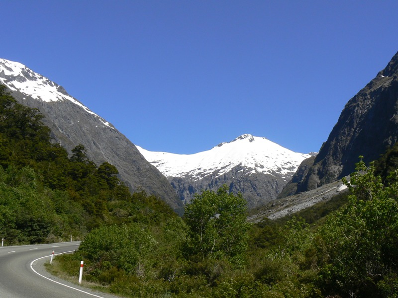 Milford Road view